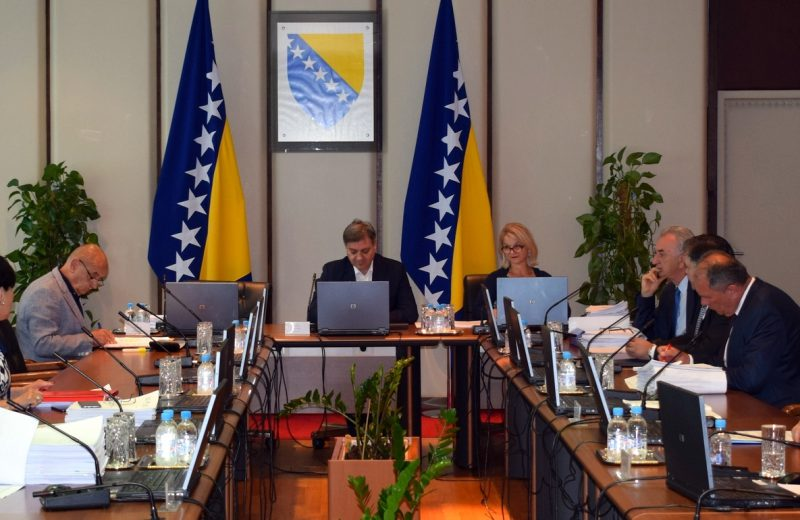 BiH and Turkey strengthening cooperation in cases of natural and other disasters
