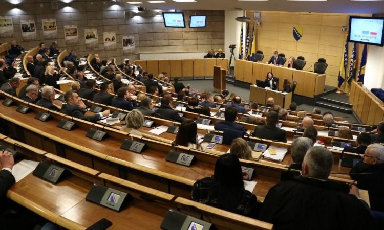 HoR of FBiH Parliament adopts Draft Budget for 2019