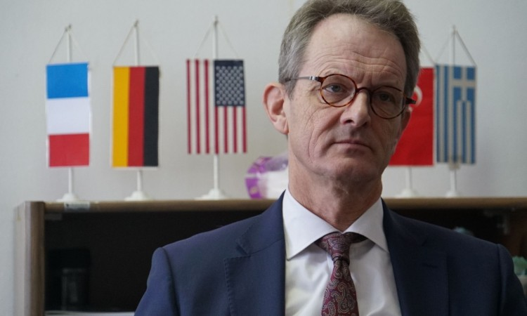 Ambassador Vos: We believe that the future of BiH is in NATO