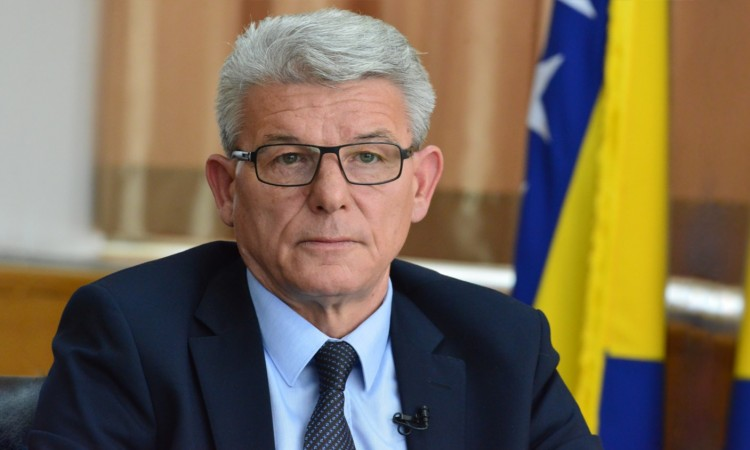 Džaferović: We are just asking the laws and procedures to be respected