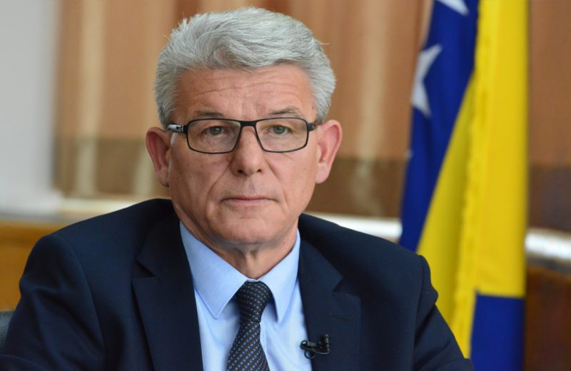 "Džaferović: Marking the ""Day of RS"" a gross violation of the decision of CC BiH"