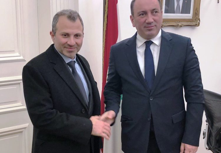 Foreign Minister Crnadak in an official visit to Republic of Lebanon