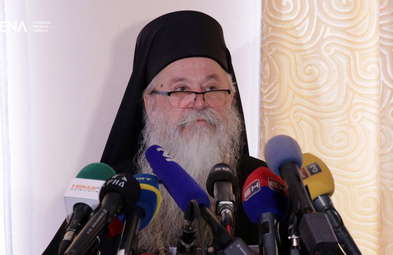 Metropolitan Hrizostom: Only peace and good will alternatives to turmoil (VIDEO)