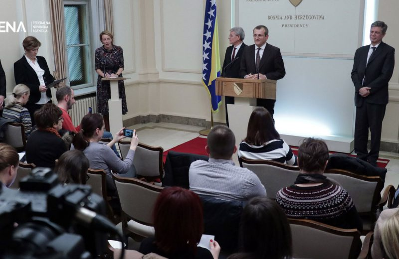Dan Preda: BiH needs to submit responses to additional questions of EC