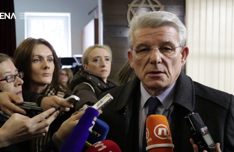 Džaferović: We expect that BiH will get a candidate status this year