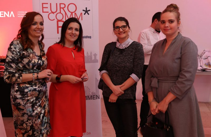 City of Vienna Office in Sarajevo hosts a reception for media representatives