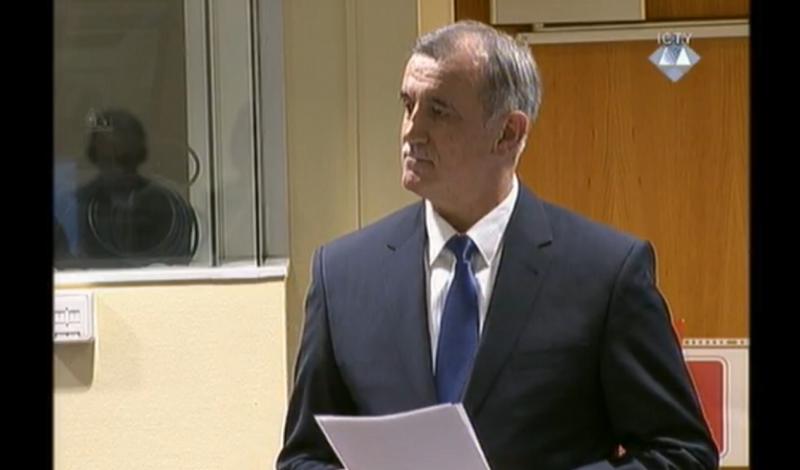 Hague Tribunal Mechanism releases convicted Bosnian Croat leader Valentin Ćorić