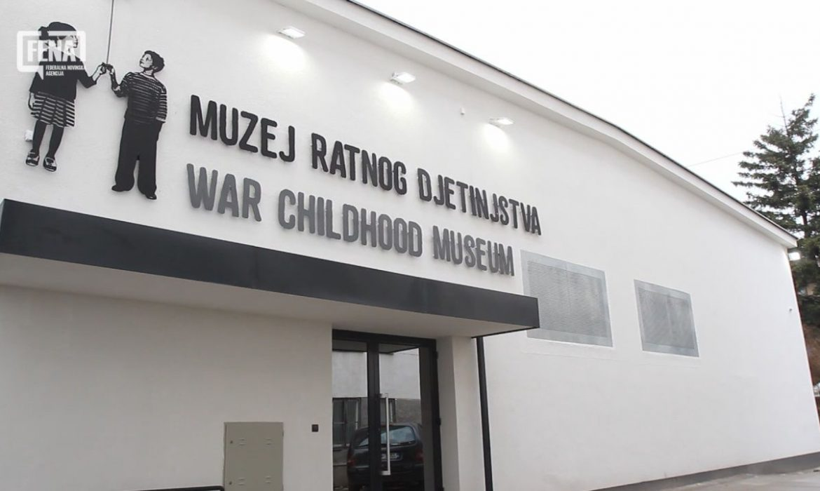 Museum of Wartime Childhood- Exhibition on refugee children from Syria