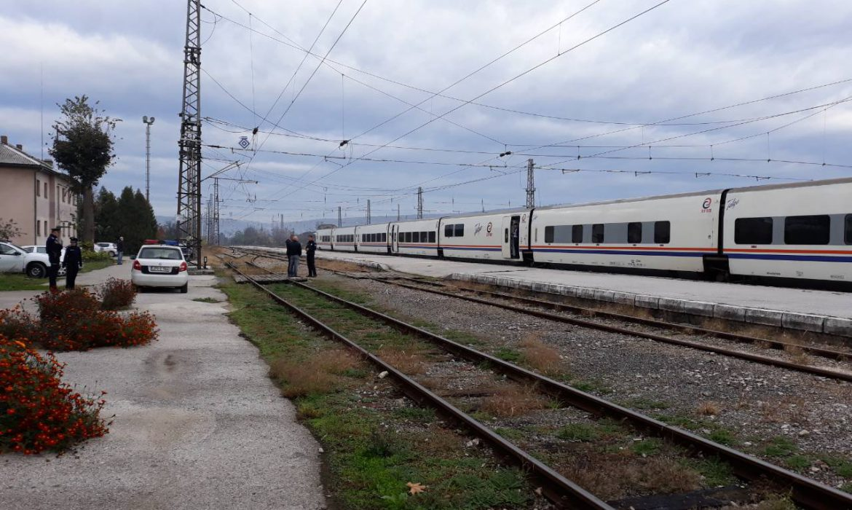 Migrants rob the passengers on a Bihać-Sarajevo train and disembark