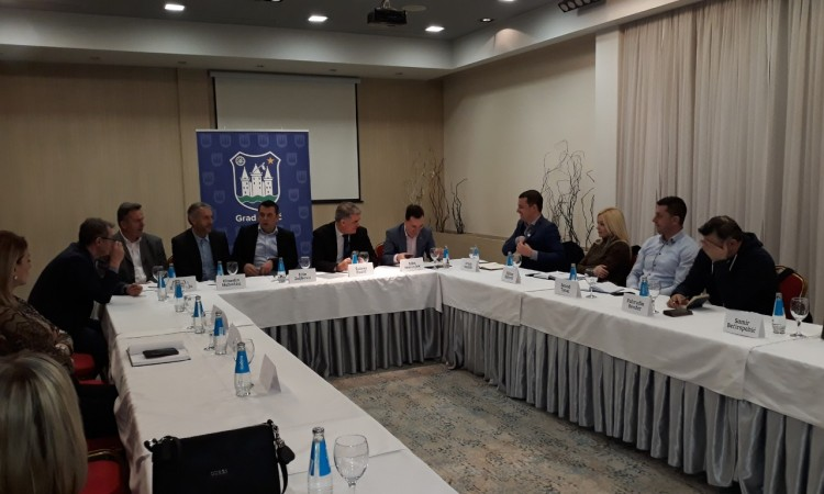 Better communication to secure higher level of safety for Bihać citizens
