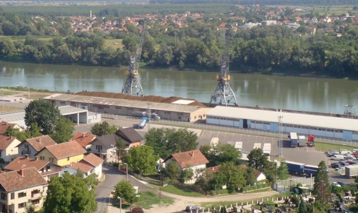 EU welcomes Brčko District assembly's decision to invest in the Brčko Port project