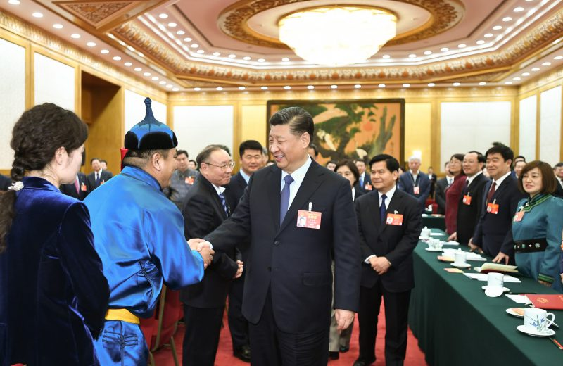 Xi stresses perseverance in fight against poverty