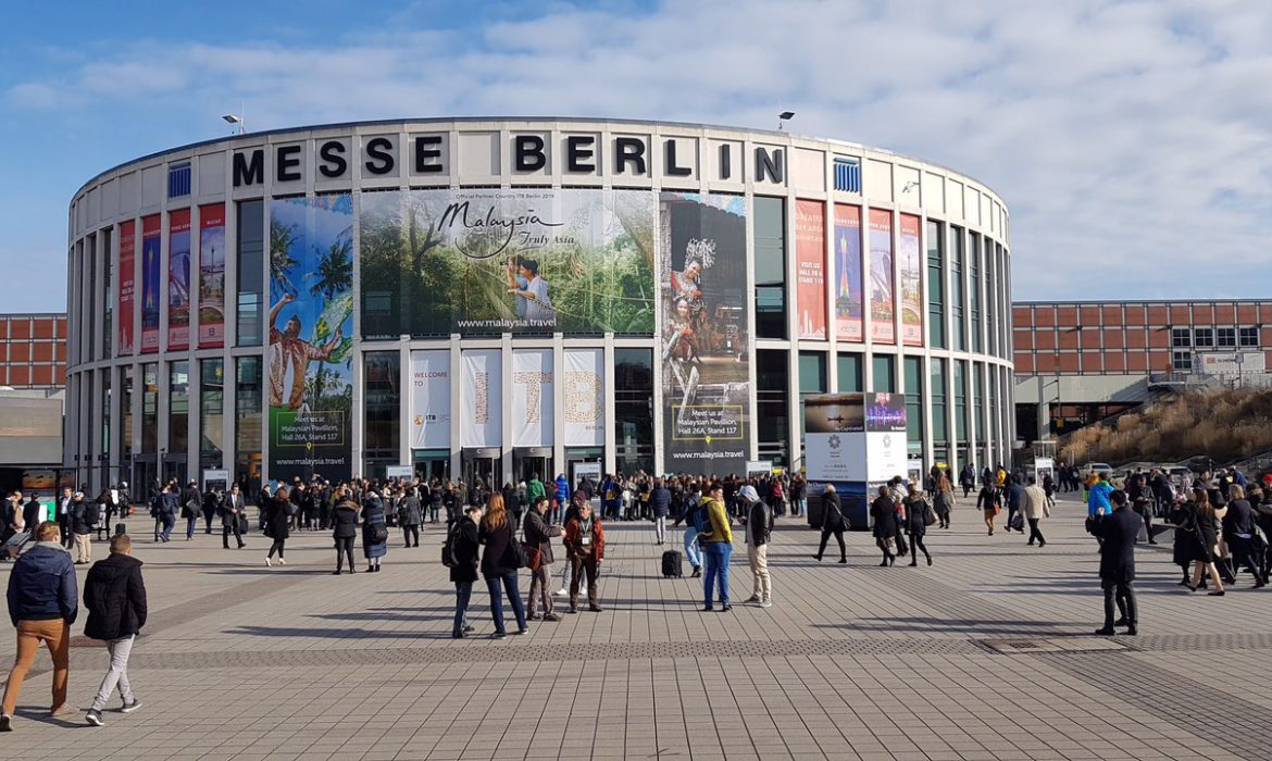 SC Tourist Community presents tourist offer at ITB Berlin fair
